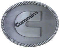 "BELT BUCKLE -  CUMMINS ""C"""