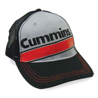 BALL CAP - CUMMINS - TRUCKER